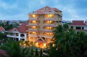 Grand Residence, Ferienwohnungen  Phnom Penh - big - 1