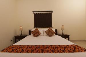 Grand Residence, Ferienwohnungen  Phnom Penh - big - 10