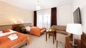 Hotel Artus, Отели  Карпач - big - 29