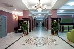 Green Hall Hotel, Hotel  Kamensk-Ural'skiy - big - 28
