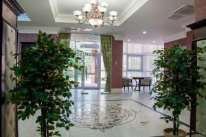 Green Hall Hotel, Hotel  Kamensk-Ural'skiy - big - 32