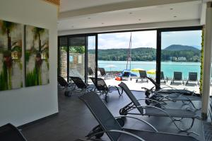 Seehotel Paulitsch, Hotely  Velden am Wörthersee - big - 36