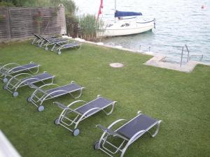 Seehotel Paulitsch, Hotely  Velden am Wörthersee - big - 41