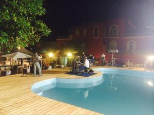 Hotel Villa La Colombaia, Hotels  Portici - big - 76
