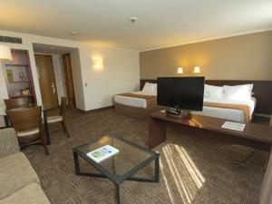 Hotel Director Vitacura, Hotely  Santiago - big - 16