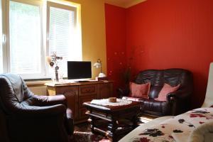 Villa Anastazis - Penzion Eden, Guest houses  Karlovy Vary - big - 43