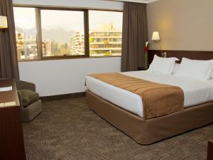 Hotel Director Vitacura, Hotely  Santiago - big - 22