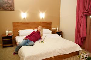 Hotel Atpūta, Hotely  Cēsis - big - 13