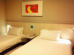 Jinjiang Inn - Shijiazhuang Ping An Street, Hotels  Shijiazhuang - big - 9