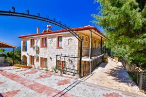 Villa Mina, Виллы  Каш - big - 1