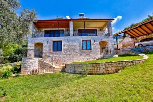 Villa Mina, Виллы  Каш - big - 12