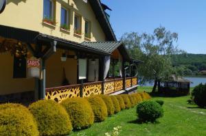 Penzión Prameň, Affittacamere  Vinné - big - 30