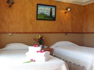 Iorana Isla de Pascua Hotel, Hotels  Hanga Roa - big - 31