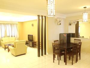 Malacca Homestay Apartment, Apartmány  Melaka - big - 15