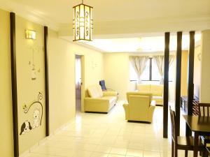 Malacca Homestay Apartment, Apartmány  Melaka - big - 16