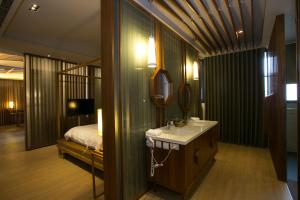 Tian Xia Ju Motel, Motels  Yilan City - big - 61