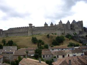 Hotel Du Pont Vieux, Hotely  Carcassonne - big - 11