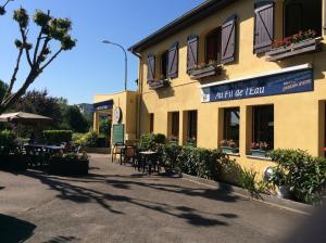 Hotel Restaurant Au Fil de l'Eau