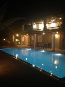 Villa Irini, Ville  Panormos Mykonos - big - 32