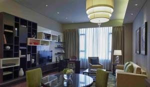 Marriott Executive Apartment Tianjin Lakeview, Aparthotels  Tianjin - big - 8