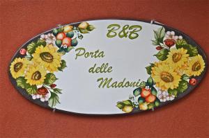 B&B Porta delle Madonie, B&B (nocľahy s raňajkami)  Campofelice di Roccella - big - 4
