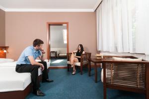 Hotel Radějov, Отели  Strážnice - big - 5