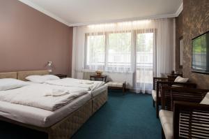 Hotel Radějov, Отели  Strážnice - big - 7