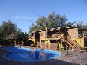 Complejo del Barranco, Lodges  La Pedrera - big - 2