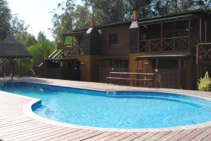 Complejo del Barranco, Lodges  La Pedrera - big - 6