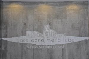 Casa Dona Maria Luiza, Загородные дома  Torre de Moncorvo - big - 50