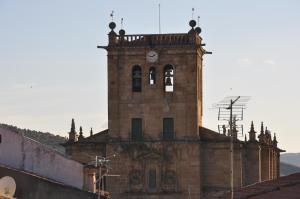 Casa Dona Maria Luiza, Загородные дома  Torre de Moncorvo - big - 51