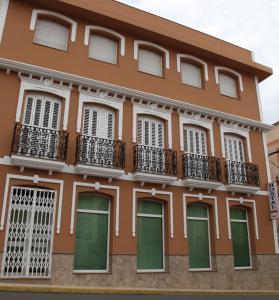 Hostal Avenida.  Foto 2
