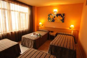 Hotel El Águila, Hotel  Utebo - big - 10