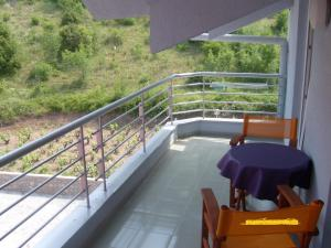 Gjole Apartments, Apartmanok  Lagadin - big - 3