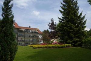 Maisonette Apartment am Kurpark