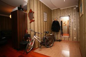Perkunkiemio apartment, Апартаменты  Вильнюс - big - 5