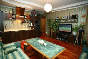 Perkunkiemio apartment, Апартаменты  Вильнюс - big - 6