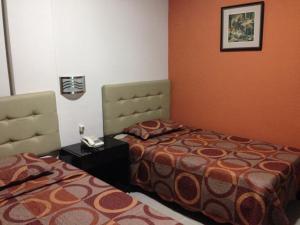 Gran Hotel Canada, Hotely  Santa Cruz de la Sierra - big - 64