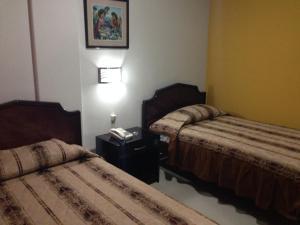 Gran Hotel Canada, Hotely  Santa Cruz de la Sierra - big - 63