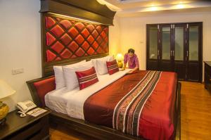 Raming Lodge Hotel & Spa, Hotels  Chiang Mai - big - 22