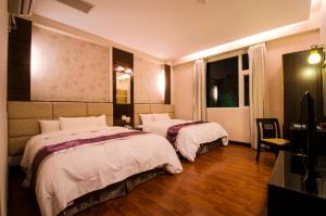 Rose Business Hotel, Motely  Yilan City - big - 11