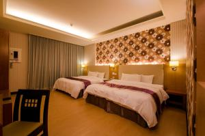 Rose Business Hotel, Motely  Yilan City - big - 16
