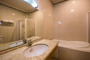 Rose Business Hotel, Motels  Yilan City - big - 17