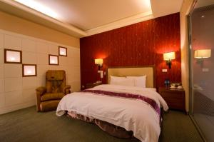 Rose Business Hotel, Motely  Yilan City - big - 18