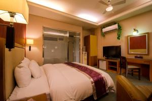 Rose Business Hotel, Motely  Yilan City - big - 19