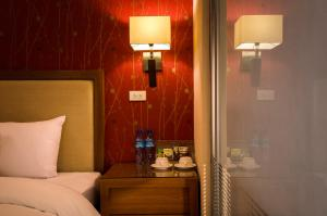 Rose Business Hotel, Motely  Yilan City - big - 51