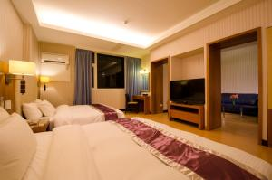 Rose Business Hotel, Motely  Yilan City - big - 64