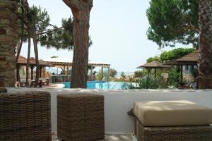 Alkyoni Beach Hotel, Hotely  Naxos Chora - big - 59