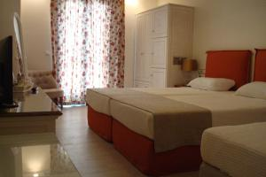 Alkyoni Beach Hotel, Hotely  Naxos Chora - big - 58