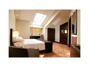Economy Doppel- oder Zweibettzimmer - Dachgeschoss
